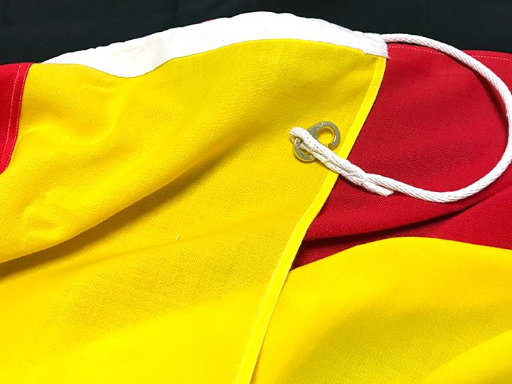 スイブルフック付 国旗
