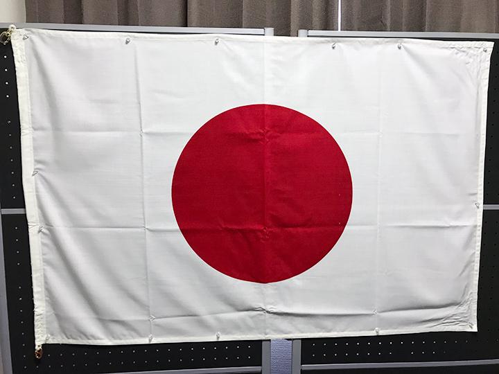 スイブルフック付の国旗