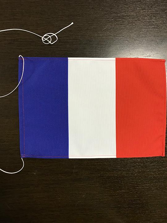 卓上旗トロマット フランス