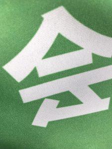 ポンジ 手旗