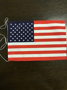 卓上旗トロマット アメリカ